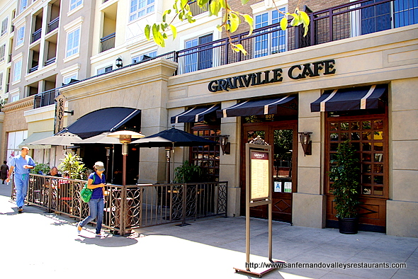 Granville Café in Glendale, California