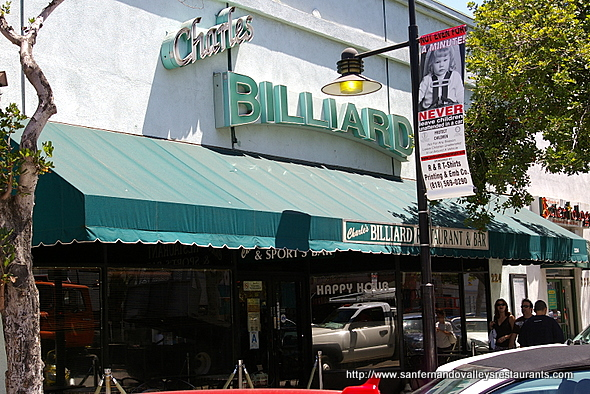 Charles Billiard in Glendale, California