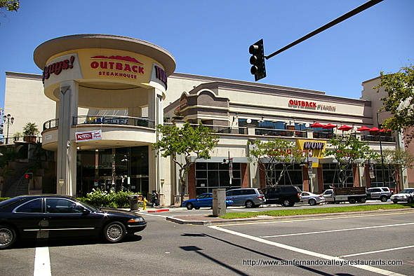 Outback Steakhouse in Glendale, California
