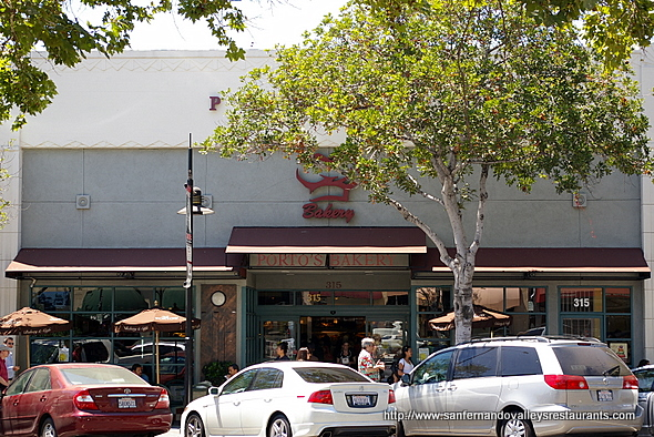 Porto's Bakery in Glendale, California