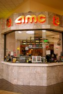 Mall AMC 8 Ticket Booth